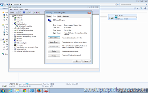 drivers clevo m7x0s windows 7