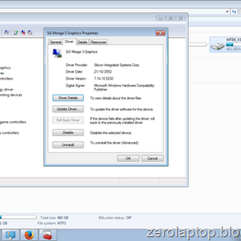 Sis Mirage 3 Graphic (WinXP,Vista,7) Driver Download