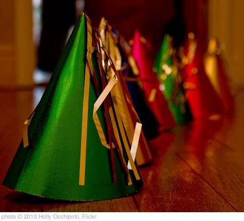 'Party Hats' photo (c) 2010, Holly Occhipinti - license: http://creativecommons.org/licenses/by/2.0/