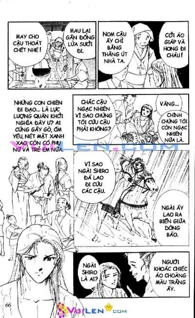 Amakusa1637 - Anh Thư Nữ Kiệt Chap 019