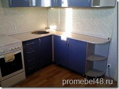 угловая кухня фото 3