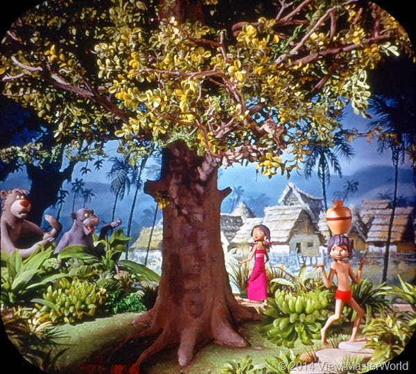 View-Master Jungle Book (B363): Scene 21