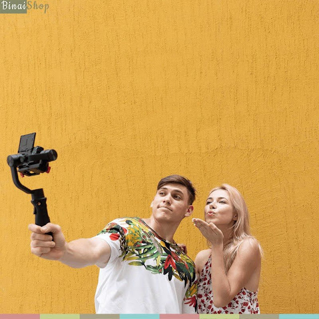 Hohem ISteady Multi - Gimbal Chống Rung