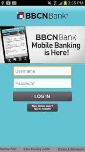 BBCN Bank - screenshot thumbnail
