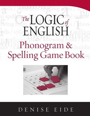 Phonogram and Spelling Game Book