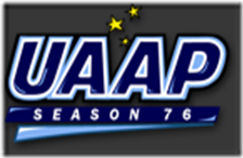 The UAAP Season 76 Logo