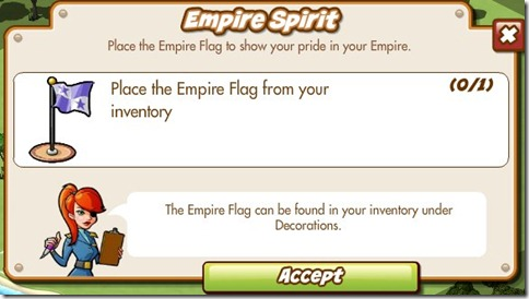 Mission 2: Empire Spirit