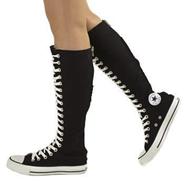 33e4a1705a Dove trovare stivali Converse del Mondo di Patty