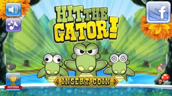 Hit the Gator