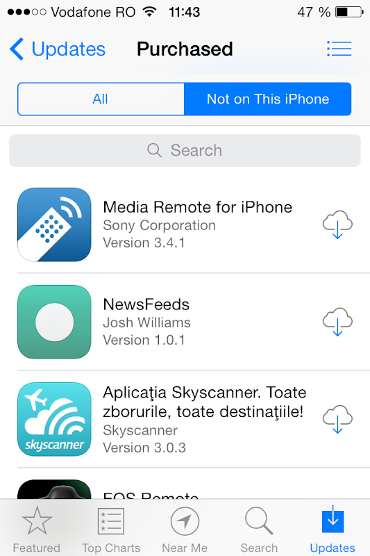 how do i hide apps on my iphone fors hide apps from iphone s purchased list 5425