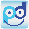 PicDial:  Social Photo SMS logo