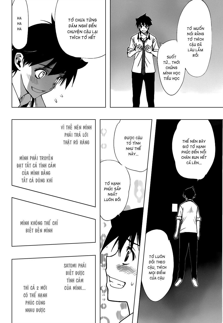 Harisugawa Ở Thế Giới Trong Gương Chap 028