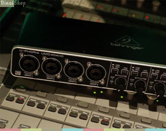 U-phoria UMC404HD