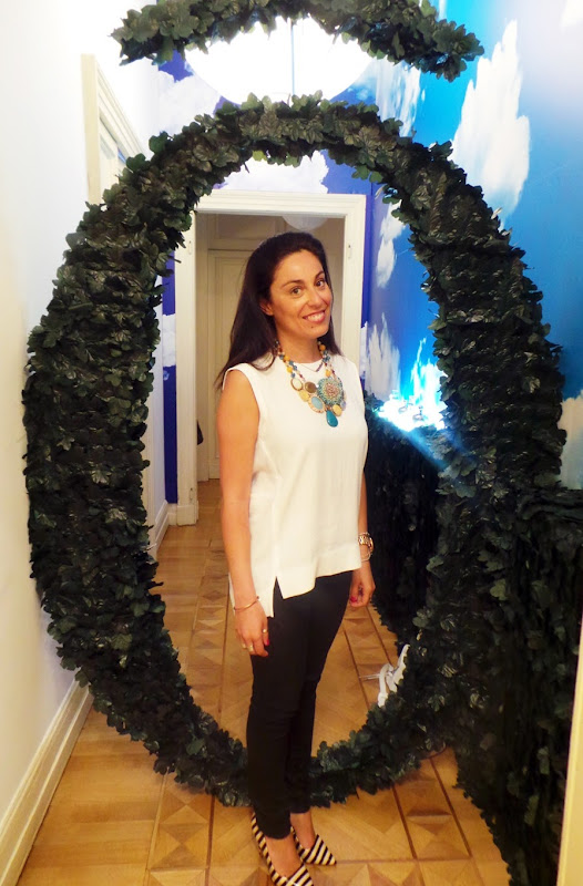 evento bloggers, fashion blogger, valentina coco, lancome, outfit, zagufashion