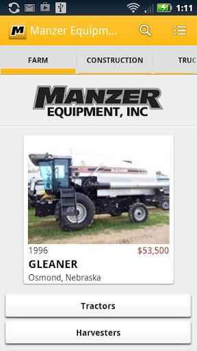 Manzer Equipment Inc