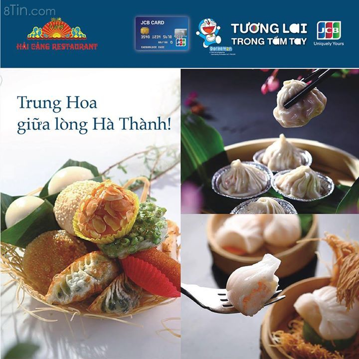 Nếu yêu thích ẩm thực Trung Hoa, chuỗi nhà hàng Hải Cảng