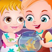 Baby  Care Goldfish