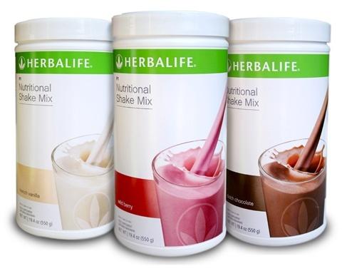 Trào lưu uống Herbalife giảm cân có mang lại hiệu quả không?