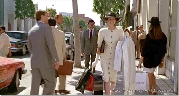 pretty woman shopping scene