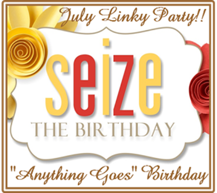 Anything Goes Birthday linky party