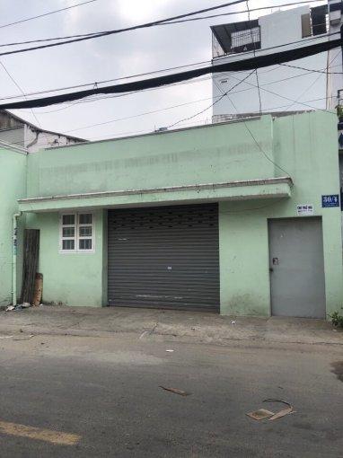 Bán nhà cấp 4 Mặt Tiền Đông Hưng Thuận 2 Quận 12 - 001
