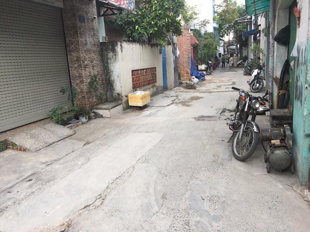 Bán nhà hẻm xe hơi 725 Trường Chinh Tây Thạnh Quận Tân Phú a