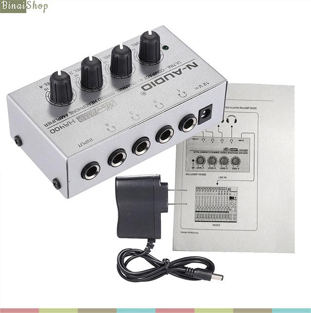 N-Audio HA400