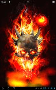 LWP Special FX: Demon Skull