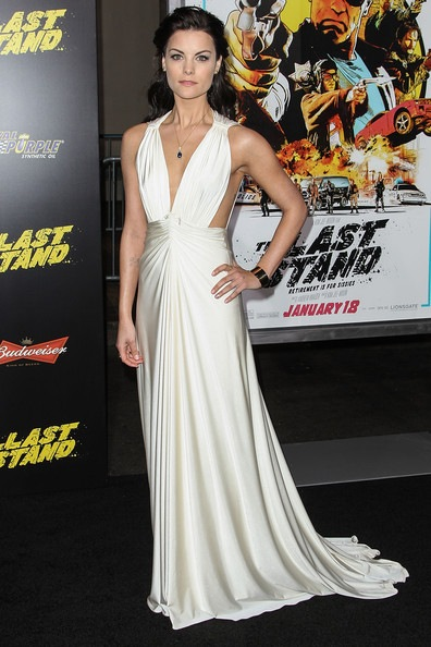 Jaimie Alexander Premiere the-last-stand