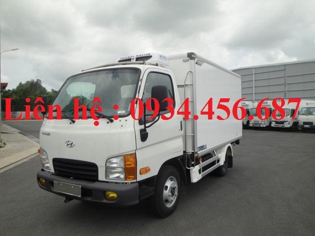Bán xe Hyundai N250 thùng đông lạnh