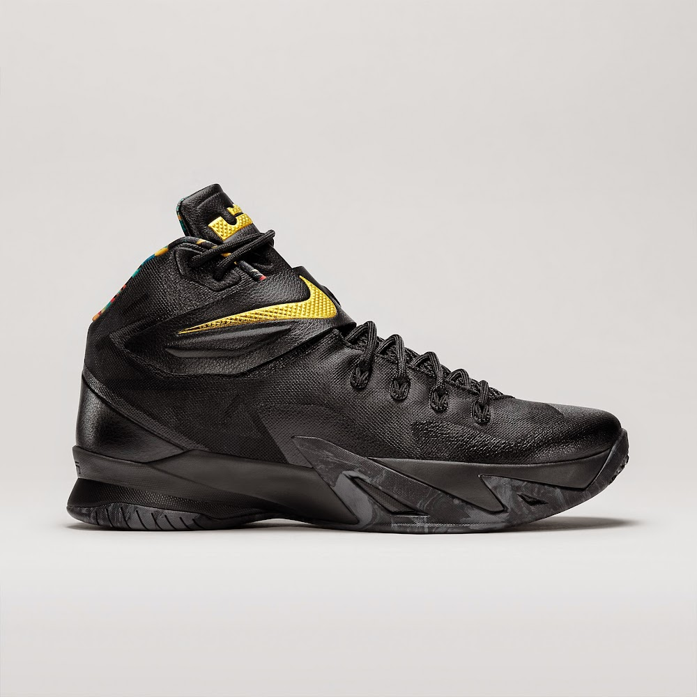 8f74aa84398 Additional Look at 8220Watch the Throne8221 Nike Zoom Soldier 88217s ...
