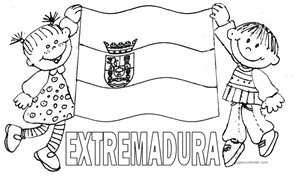 EXTREMADURA JUGARYCOLOREAR 1