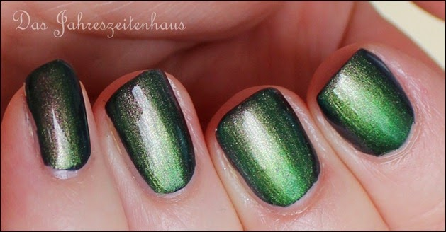 SNC Super Nail Center Effektlack Greensoul