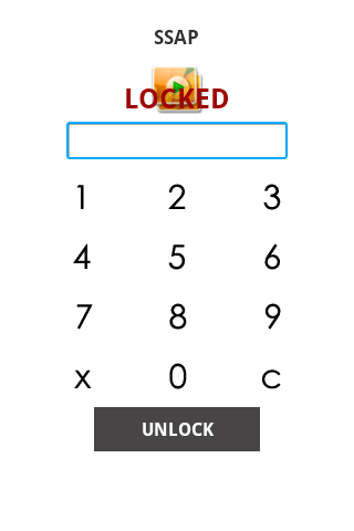 Secret Smarter AppLock Pro - screenshot