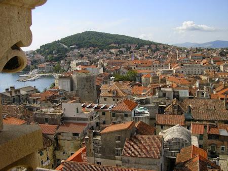Obective turistice Split: Dealul Marjan