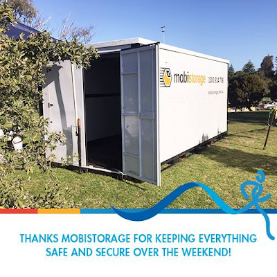 Thanks Mobistorage for keeping everything safe over the weekend mycitytosurf