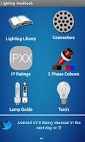 Screenshot of Lighting Handbook