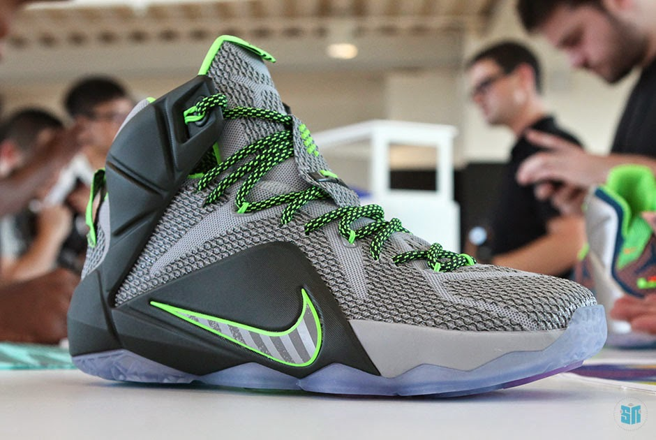 f10d07125e5 ... Detailed Look at Upcoming Nike LeBron 12 8220Dunk Force8221 aka Dunkman  ...