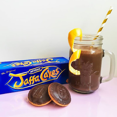 Whos been craving Jaffa Cakes since The Great British Bake Off You