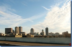 7529 Ohio, Dayton - I-75 North - Dayton skyline