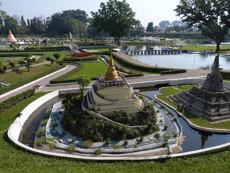 Vacanta Thailanda: Mini-Siam Pattaya