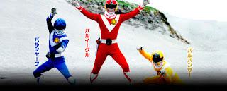 Hình Ảnh Taiyou Sentai Sun Vulcan