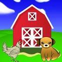 حيوانات المزرعة السعيدة icon