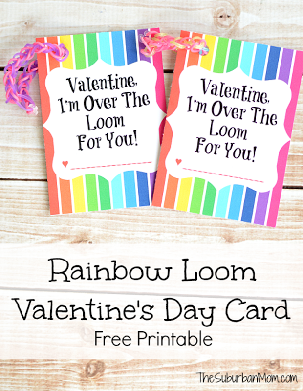 Rainbow-Loom-Valentines-Day-Card-Free-Printable