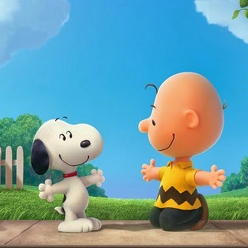 """Peanuts"" First Look Photo and Trailer"
