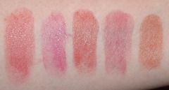 Revlon ColorStay Ultimate Suede Lipstick_swatches