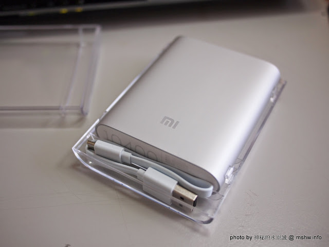 【數位3C】小米行動電源二代 10400&5200mAh : 也來開箱給妳看...用起來不怕爆炸的鋁合金高質感行動電源 3C/資訊/通訊/網路 新聞與政治 硬體 行動電話 開箱