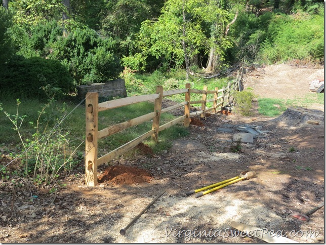 Building a Fence3