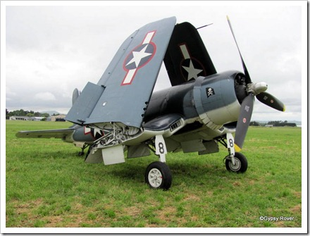 Chance Vought FG - 1D  Corsair.
