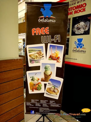 Gelatomio ice cream